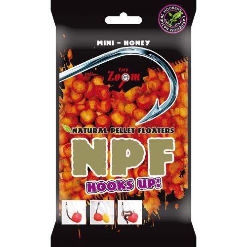 Natural Pellet Floaters - Med - Mini - CZ0567