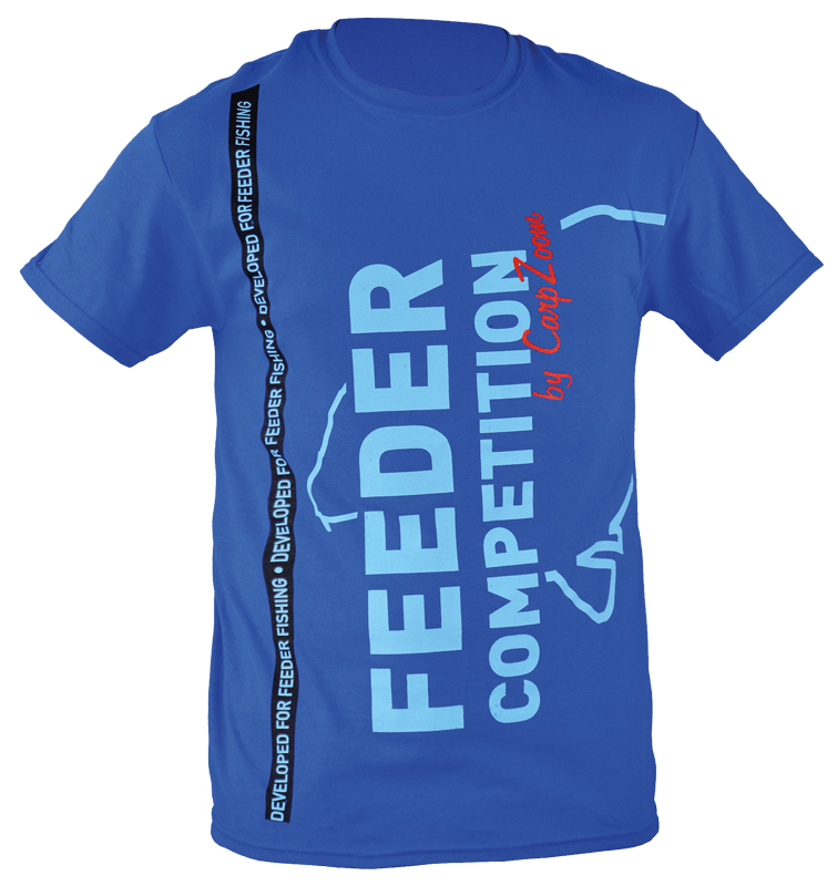 Feeder Competition tričko - CZ/Shirt5 XXXL