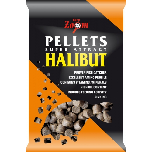 Feeding Halibut Pellets  6 mm - 800g - CZ1120