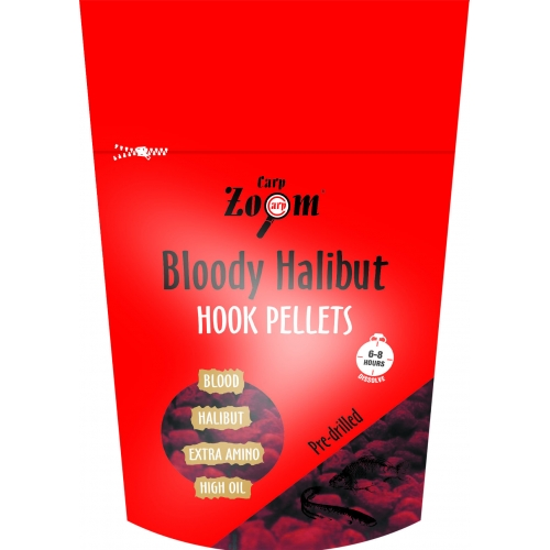 Strawberry Halibut Hook Pellets 20 mm - CZ7866