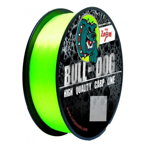 Silon Bull-Dog Fluo - 0,31mm - 12,65 kg - 1000 m - CZ3032