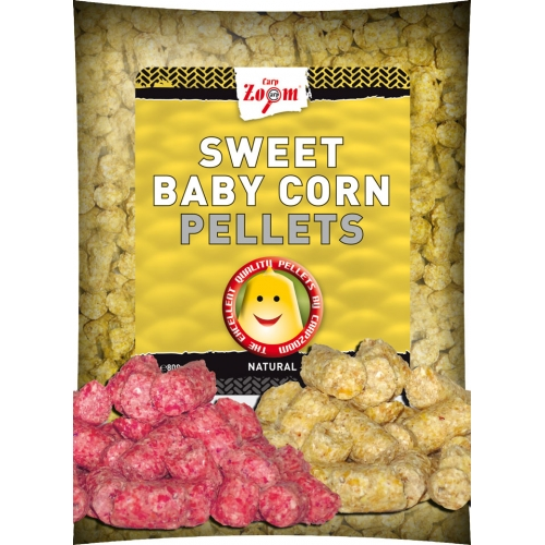 Sweet Baby Corn Pellets 800g-  CZ7873