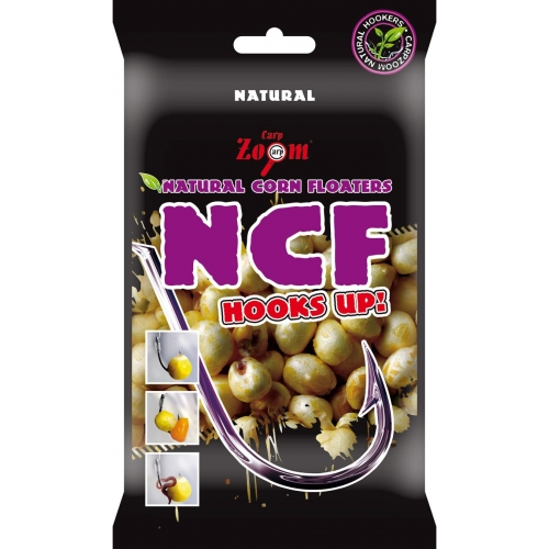 Natural Corn Floaters - Med - CZ0536