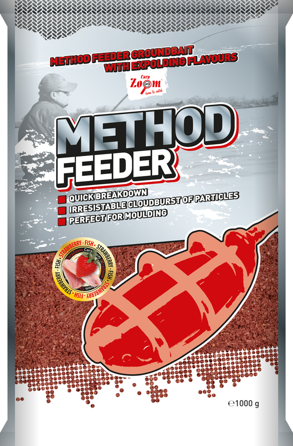 Method Feeder - Strawberry-Fish (jahoda – ryba) - CZ9882
