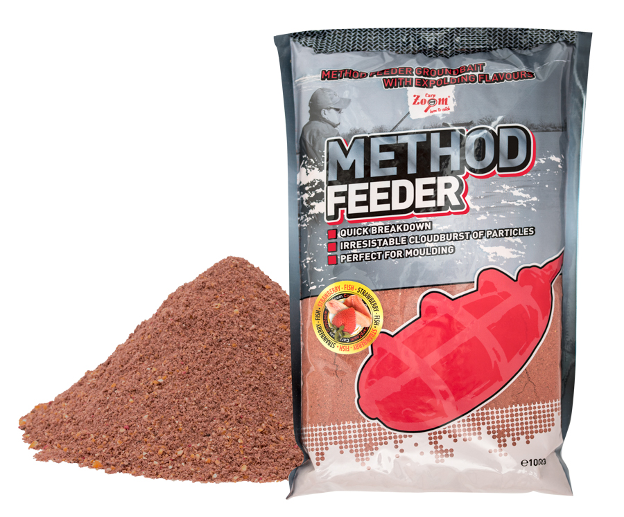 Method Feeder - orange-chocolate  (pomaranč -čokoláda) - CZ3979