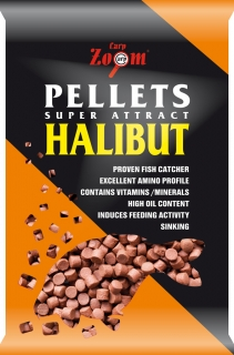 Feeding Red Halibut Pellets - 5kg - 16mm - CZ2330