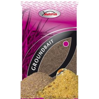 MultiFish Groundbait - Bream (pleskáč) - 1000g - CZ6941