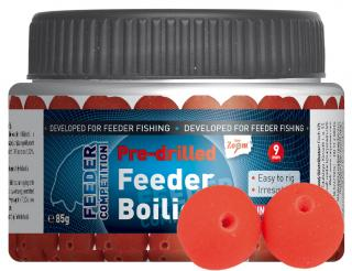 Pre-drilled Feeder Boilies - Exotic Fruits (exotické ovocie) - CZ0805