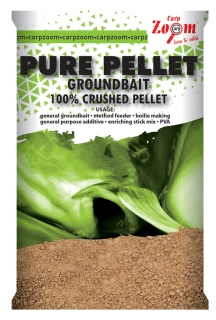 Pure pellet groundbait - hnedý halibut - CZ9040
