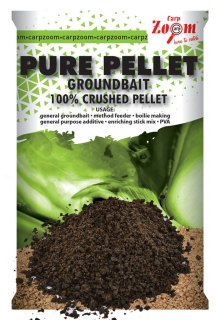 Pure pellet groundbait - čierny halibut - CZ9033